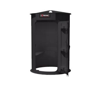 Prefabricated Above-Ground Steel Safe Room