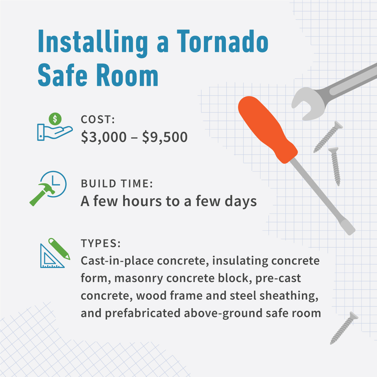 Meteorologists Safe Rooms